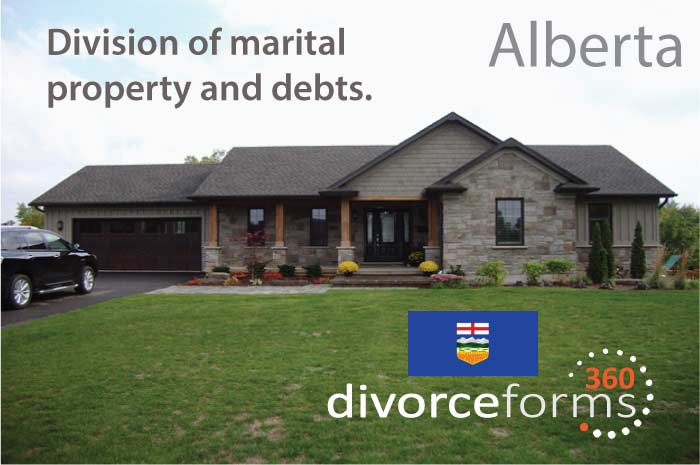 Divorce in Alberta Canada