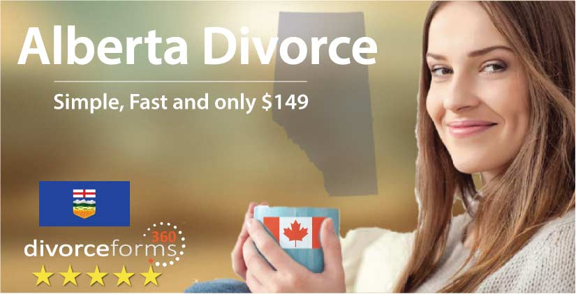 Alberta divorce forms
