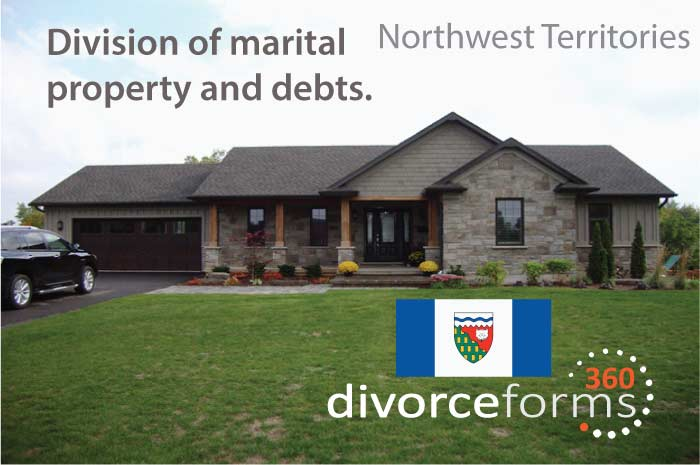 Divorce forms for Northwest Territories