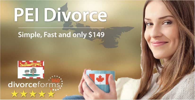 Divorce forms Prince Edward Island