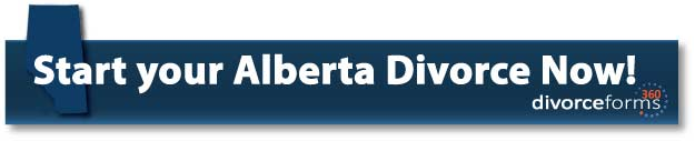 Divorce in Alberta