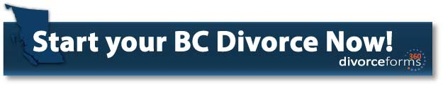 Divorce in BC