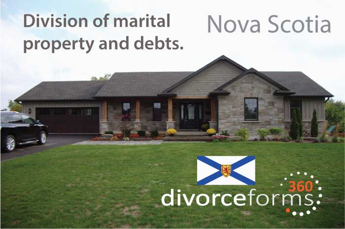 Online divorce in Nova Scotia