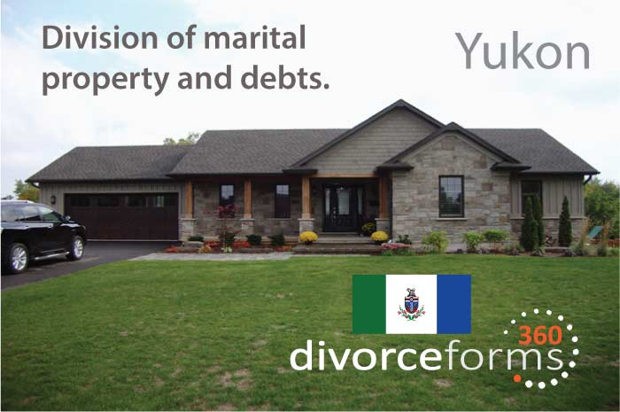 Yukon online divorce forms